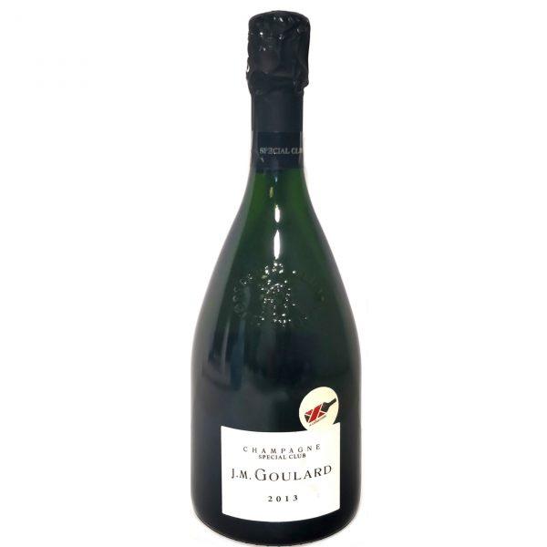 Goulard Special Club Champagne